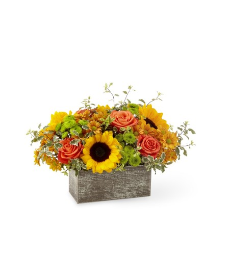 Happy Harvest Garden™ Bouquet by FTD® Flowers