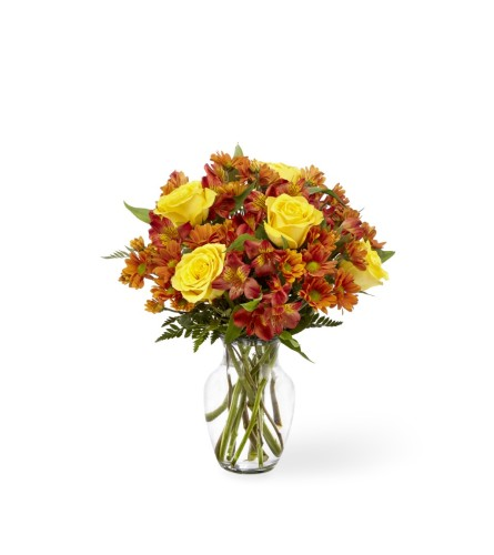The Golden Autumn™ Bouquet by FTD