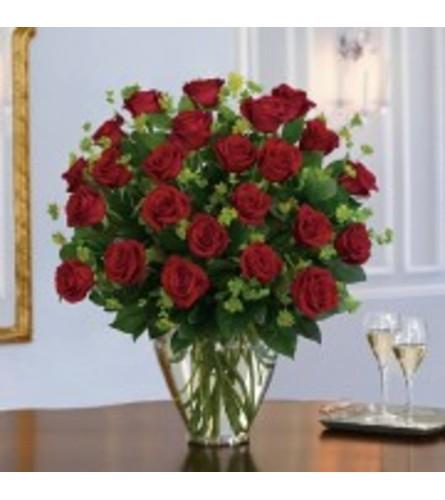 30 Premium Long Stem Roses!