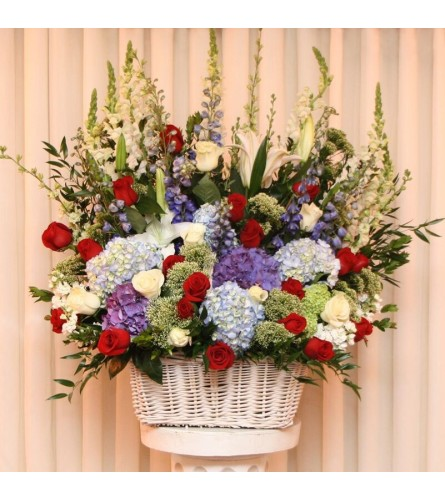 Garden Splendor Basket