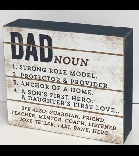 Dad Sign I
