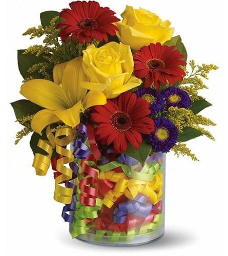 Happy Birthday Blooms