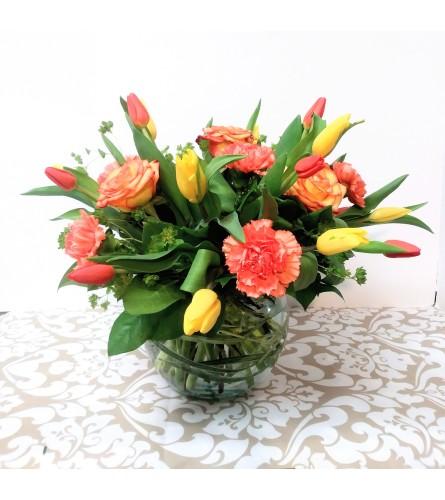 Burst of Blooms Bouquet