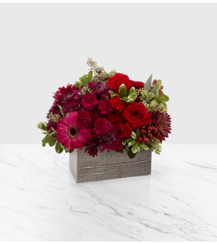 The Fall Rustic Bouquet