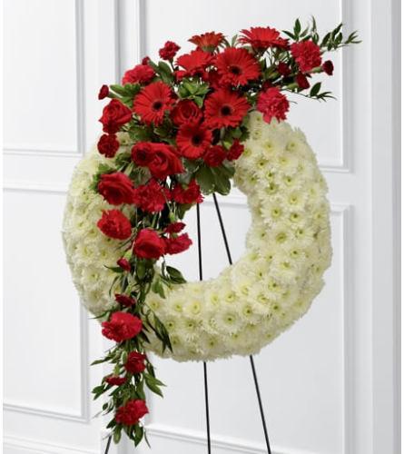 Circle of Love Wreath