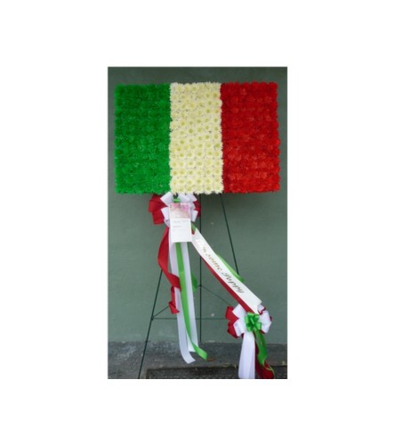 CUSTOM ITALIAN FLAG