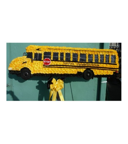 CUSTOM SCHOOL BUS