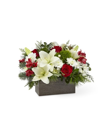 TCG FTD's I'll Be Home Bouquet
