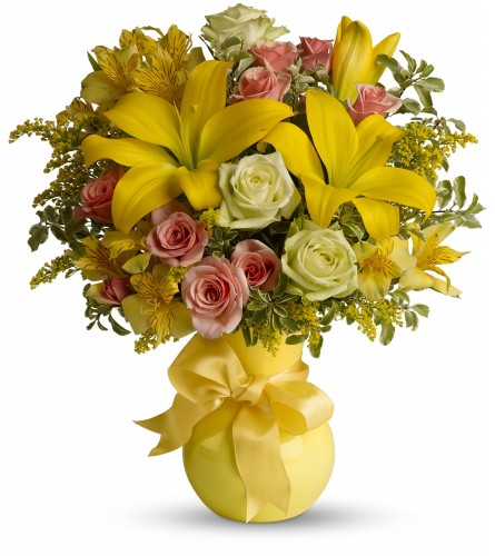 The Sunny Smiles Bouquet