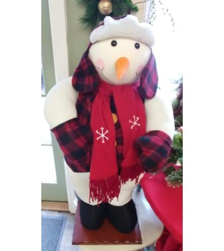 3' Snowman
