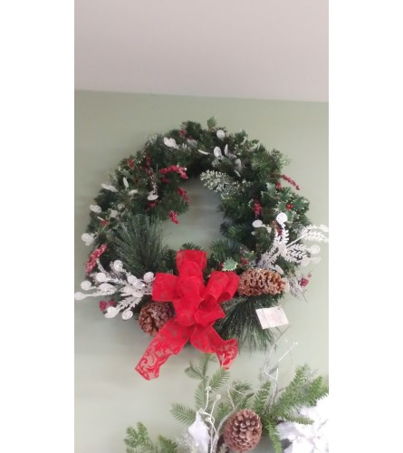 Traditional Artificial Wreath