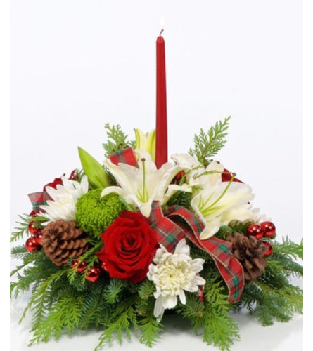 THE FIRST NOEL CENTERPIECE