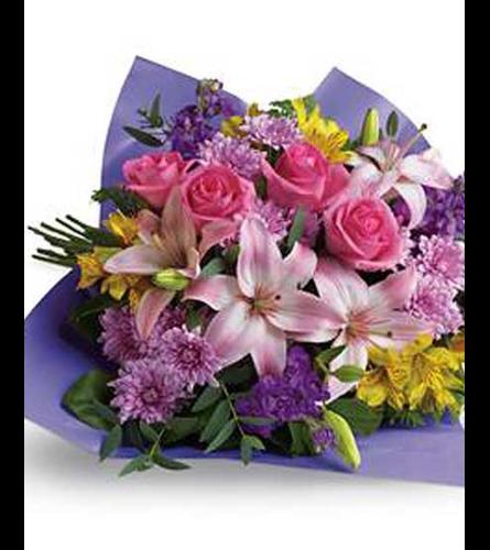 Pink Cut Flowers
