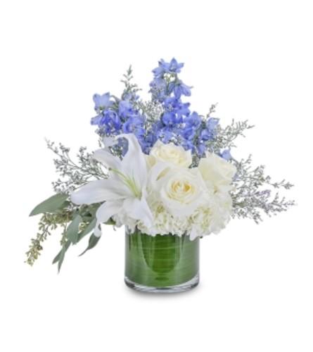 pure blossoms