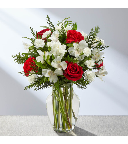 The FTD® Winter Walk™ Bouquet