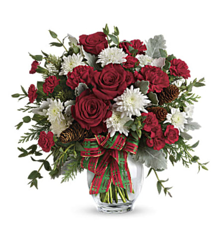 X-Mas Shine Bouquet