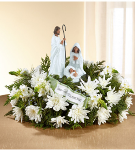 God's Greatest Gift of Love Centerpiece