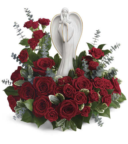 Teleflora Forever Our Angel Bouquet