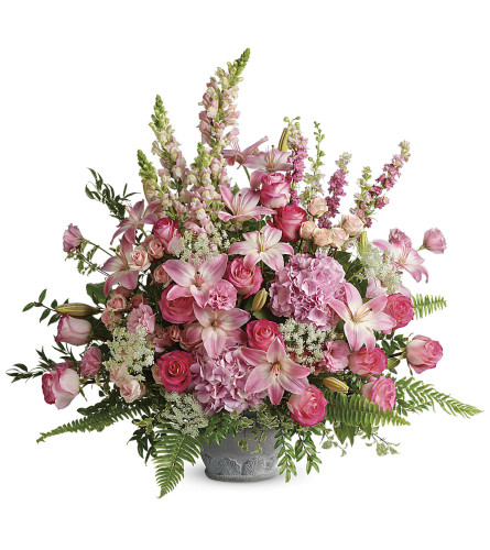 Teleflora Graceful Glory Bouquet