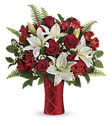 Sweetest Satin Love Bouquet
