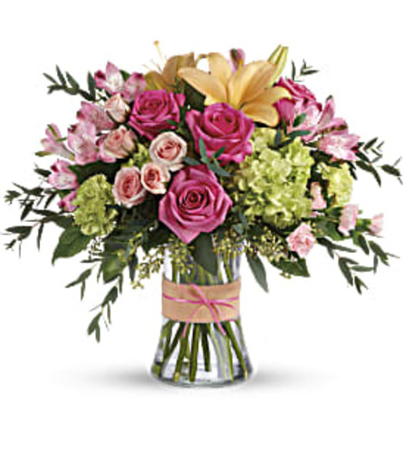 Teleflora Blush Life Bouquet