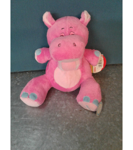 Tickle My Toes Hippo