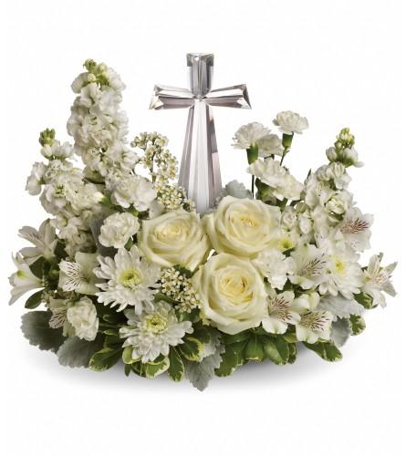 Divine Peace Bouquet by Teleflora
