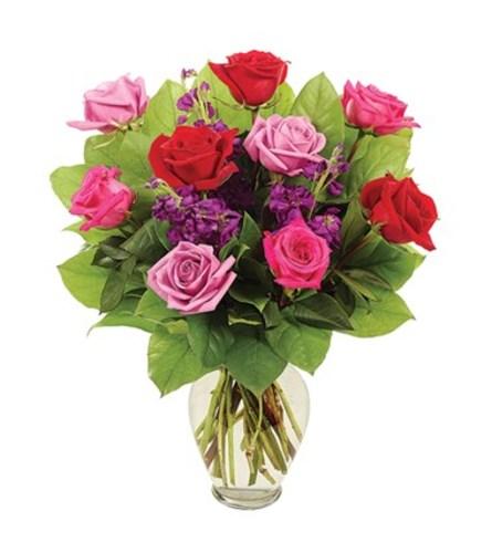 Our Radiant Romance Bouquet