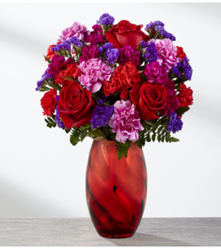 Sweethearts Valentine Bouquet
