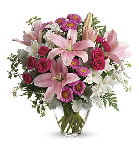 The Blush Rush Bouquet