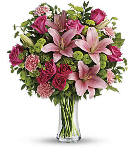 A Dressed To Impress Bouquet