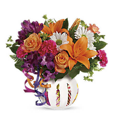 The Party Starter Bouquet