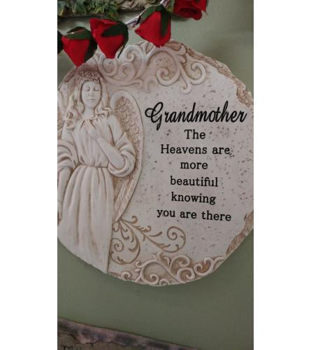 Grandmother Stepping Stone