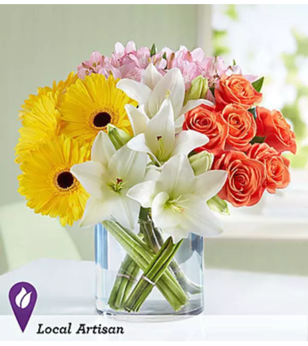 Modern Spring Vase