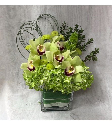 nature flower arrangment