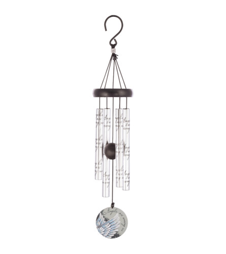 "21"" Angels Among Us Windchime"