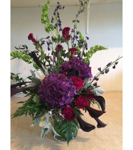 Purple Delight Romance