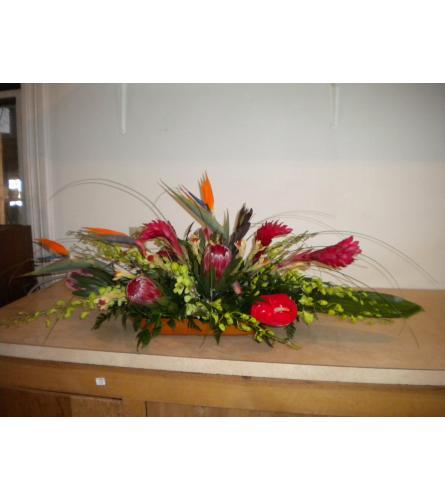 Tropical Centerpiece