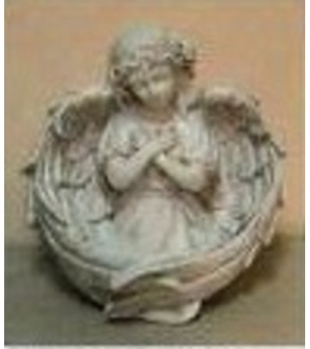 Statue - Angel With Crossed Arms