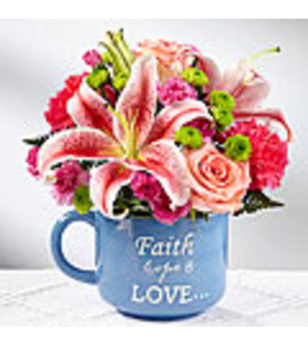 Faith with hope