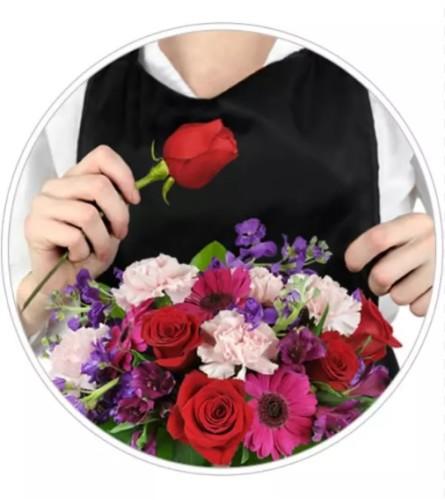 Florist's choice low dense