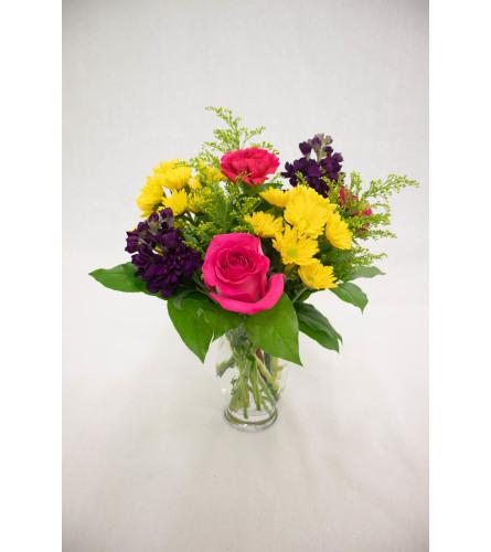 Flower Mill Lovely Times