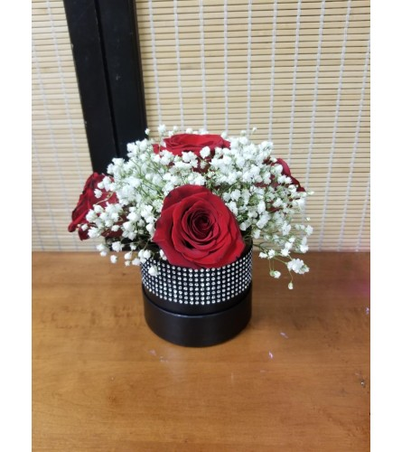 Small Rose Box