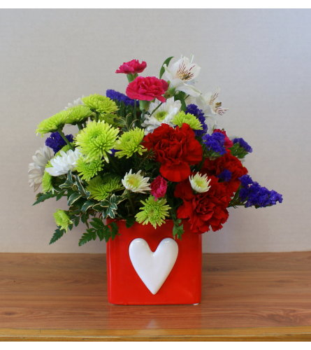 Hearts Aglow Bouquet