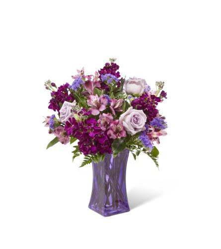 Purple Presence Vase