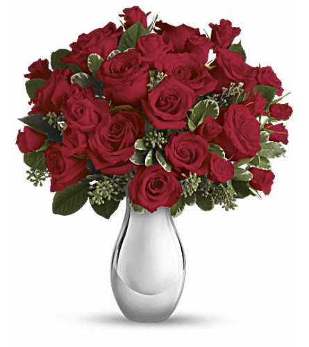 True Romance Bqt by Teleflora