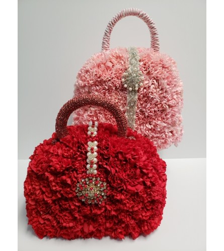 Fashion Flower Handbags