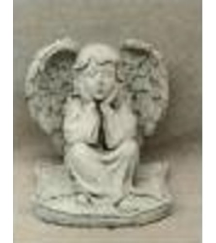 Statue - Angel On Pillow