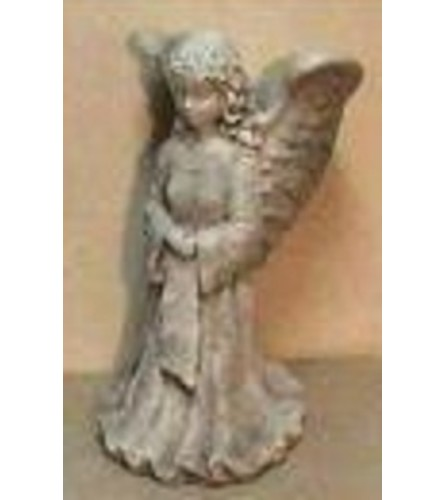Statue - Large Angel with Pocket