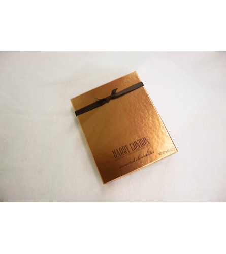 Gold Box Chocolates - 8 oz